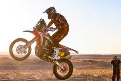 Ricky Brabec lider Dakar 2020