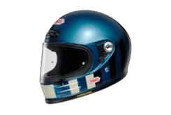 Shoei glamster casco moto resurrection tc2