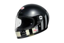 Shoei glamster casco moto resurrection tc5