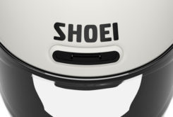 Shoei glamster casco moto ventilacion frontal