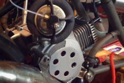 Super 2T anx sprint cafe racer preparacion motor piston