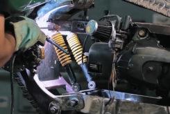 moto 1 rueda artesanal suspensiones