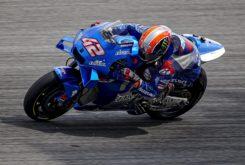 Alex Rins Test Qatar MotoGP 2020