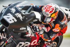 Dani Pedrosa Test Sepang MotoGP 2020 (3)