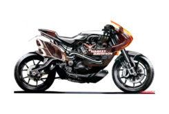 Harley Davidson Revolution max