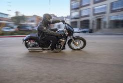 Harley Davidson Softail standard cruiser