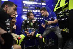 Jorge Lorenzo Valentino Rossi MotoGP 2020