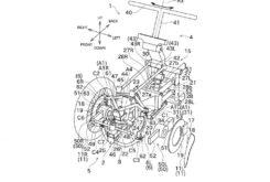 Kawasaki bikeleaks 3 ruedas patente filtrada