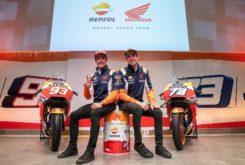 Marc Marquez Repsol Honda evento