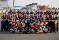 Presentacion Aprilia MotoGP 2020