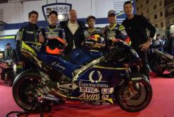 Presentacion Reale Avintia Racing motogp 2020 zarco rabat