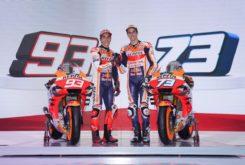 Repsol Honda MotoGP 2020 presentacion Marc Marquez Alex (2)