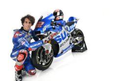 Suzuki Ecstar MotoGP 2020 Alex Rins Joan Mir (15)