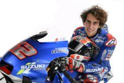 Suzuki Ecstar MotoGP 2020 Alex Rins Joan Mir (17)