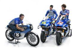 Suzuki Ecstar MotoGP 2020 Alex Rins Joan Mir (39)