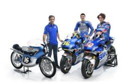 Suzuki Ecstar MotoGP 2020 Alex Rins Joan Mir (41)