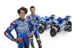 Suzuki Ecstar MotoGP 2020 Alex Rins Joan Mir (80)