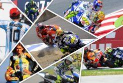 10 mejores carreras Valentino Rossi