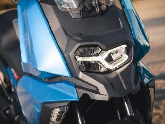 BMW C 400 X GT comparativa 2020 36
