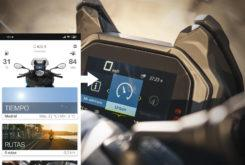 BMW connected ride Smartphone