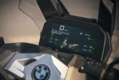BMW connected ride pantalla TFT