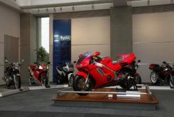 Honda Collection Hall motos NR750