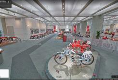 Honda Collection Hall museo virtual Google street view
