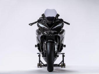 Kawasaki ZX 25R carbono carreras
