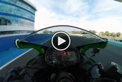 Kawasaki ZX 25R videoPlay