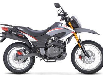 Keeway TX 125 2020 (2)