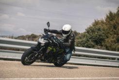 Prueba Kawasaki Z900 20209