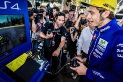 Valentino Rossi MotoGP videojuego