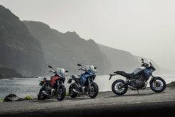 Yamaha Tracer 700 2020 pruebaMBK038