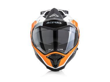 Acerbis Reactive Graffix naranja front