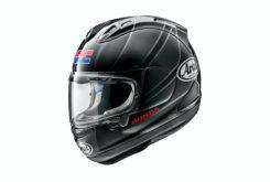 Arai RX 7V Honda HRC negro