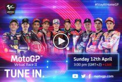 Carrera virtual MotoGP Red Bull Ring play