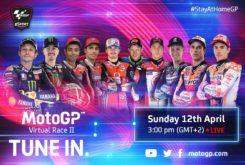 Carrera virtual MotoGP Red Bull Ring