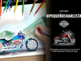 Concurso pintura Harley Davidson