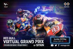 GP virtual Jerez MotoGP Moto2 Moto3