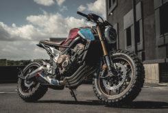 Honda CB650R 2020 Motor Center Badajoz 01