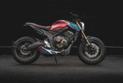 Honda CB650R 2020 Motor Center Badajoz 21