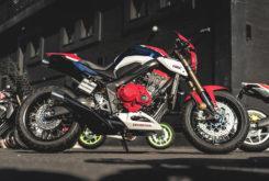 Honda CB650R 2020 Motorway 12