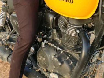 Royal Enfield Meteor 350 bikeleaks