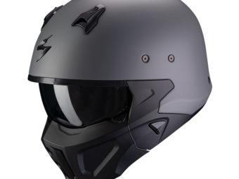Scorpion Covert X gris