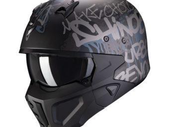 Scorpion Covert X wall gris