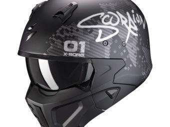 Scorpion Covert X xborg