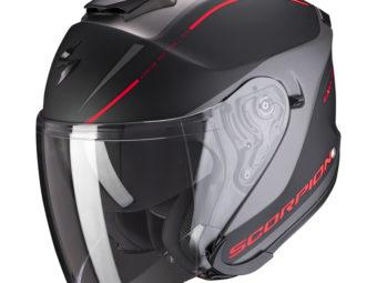 Scorpion EXO S1 shadow red