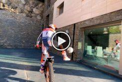 Toni Bou video entrenamiento casaPlay