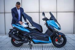 Wottan Storm 125 Limited Edition 2020 ContiScoot 11