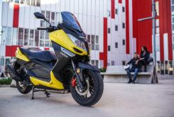 Wottan Storm 125 Limited Edition 2020 ContiScoot 16
